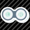 education, eye, glasses, lens