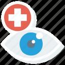 eye, eyeball, health, look, medical, search, spy