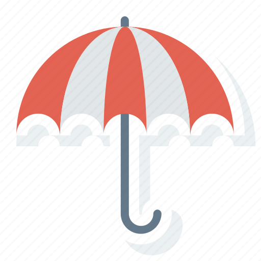 insurance, protection, rain, safty, security, umbrella, weather icon