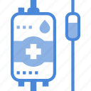 care, extension, fluid, hospital, intravenous, medical icon