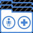 care, document, file, hospital, medical, medicine icon