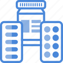 capsule, care, hospital, medical, medicine, pharmaceutical, tablet icon