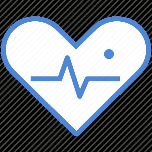 care, health, heart, hospital, medical, sign, vital icon