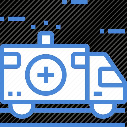 ambulance, care, hospital, medical icon
