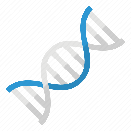 Dna, gene, genetic, helix icon - Download on Iconfinder