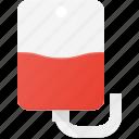 medical, health, infusion, liquid icon
