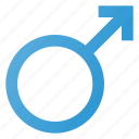 male, man, sign icon