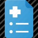medical, prescription, recepie, rx icon