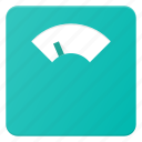 counter, health, weight, measure icon