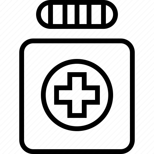 Healthcare, hospital, medical, medicine, pill icon - Download on Iconfinder