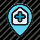 medical, medic, health, medicine, healthcare, hospital, location