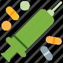 injection, medicine, pills, syringe, tablets, vaccine
