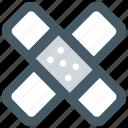 antiseptic, bandage, bandaid, first aid, injury protection, plaster