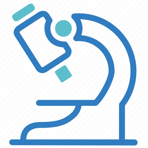 experiment, lab, laboratory, medical, microscope, research, science icon