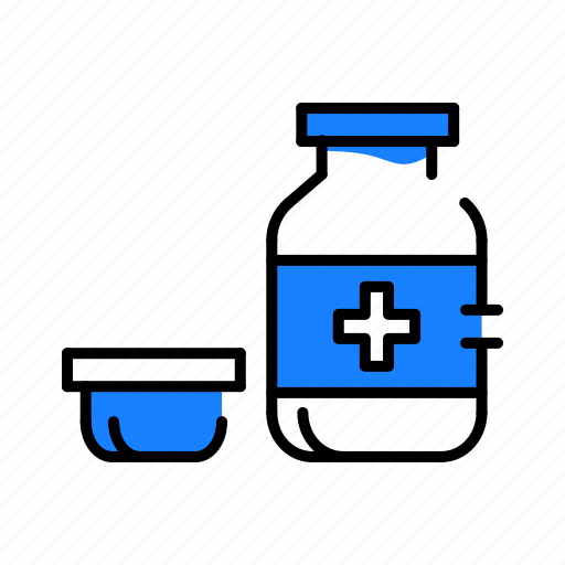 Antidote, medical, tablets icon - Download on Iconfinder