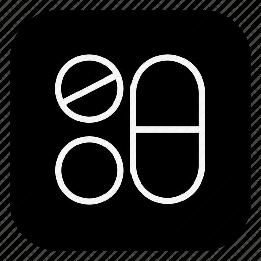 doctor, drug, hospital, medical, medicine, pills, tablet icon