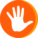 anatomy, body, hand, health, human, part, parts icon