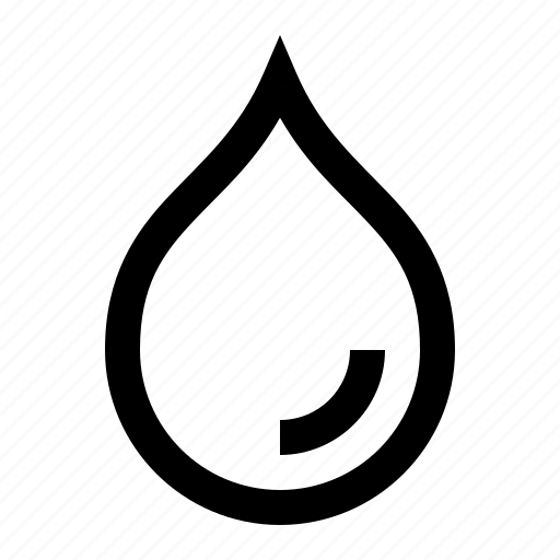 blood, drop, medical, medicine, water icon