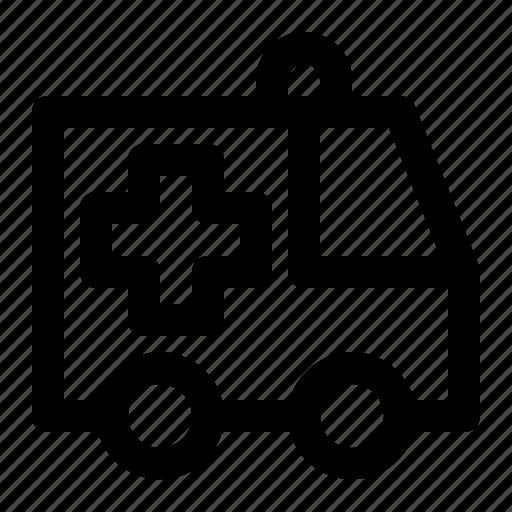 Ambulance, car, care, health, hospital, medical icon - Download on Iconfinder