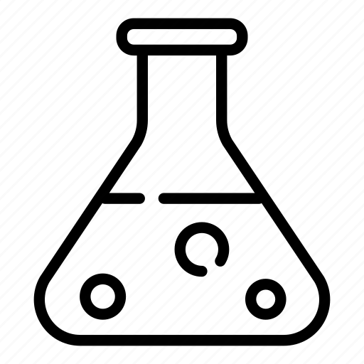 chemical, experiment, flask, healthcare, lab, laboratory, research icon