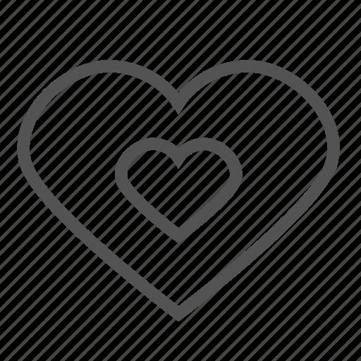 care, examination, health, heart icon