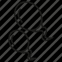 semen, sperm icon