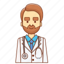 avatar, dentist, doctor, hospital, medical care, medical help, medicine icon