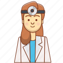 avatar, dentist, doctor, healthy, medical care, medical help, medicine icon