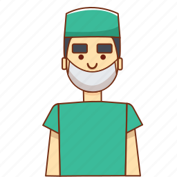 anesthetist, dentist, doctor, medical care, medical help, medicine, surgeon icon