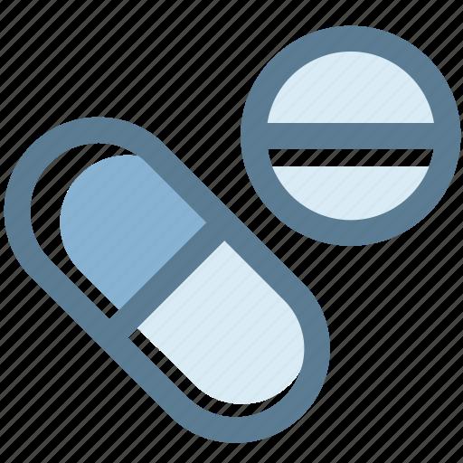 capsule, drugs, medical, medicament, medicine, pill, pills icon