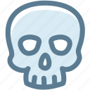 ghost, halloween, skull icon