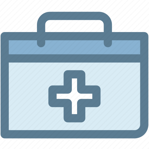 doctor, drugs, emergency kit, first aid kit, medical, medical kit icon