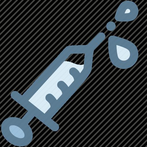 doctor, drugs, injection, medical, medicine, needle, syringe icon