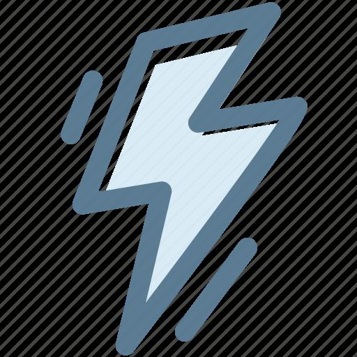 bolt, electric, flash, lightning bolt, science, volt icon