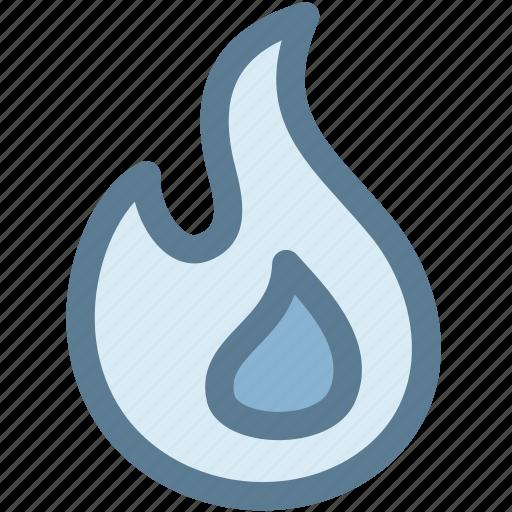 blue fire, fire, firing, flame, hot, popular icon