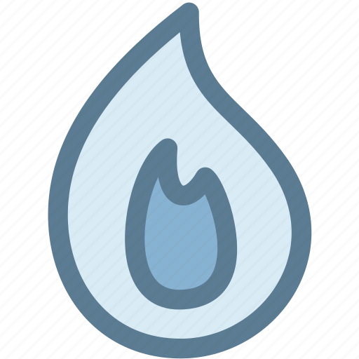 blue fire, fire, firing, flame, hot, popular icon