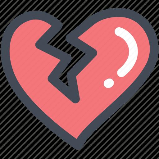 Beat Broken Heart Heart Heartbreak Icon
