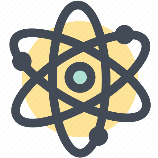 Atom, chemistry, physics, science icon - Download on Iconfinder