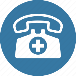 assistance, call doctor, doctor on call, medical help icon