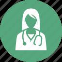 doctor, stethoscope, healthcare