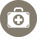 first aid, healthcare, medical help icon