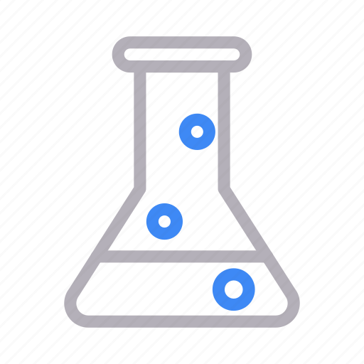 beaker, flask, lab, medical, science icon