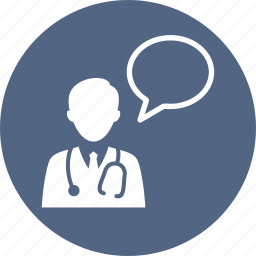 doctor, medical assistance, medical question, physician icon