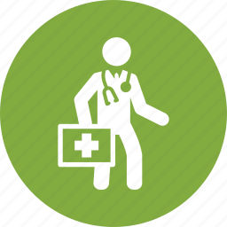 doctor, emergency, first aid icon