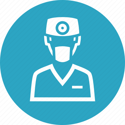 dentist, doctor, orl icon
