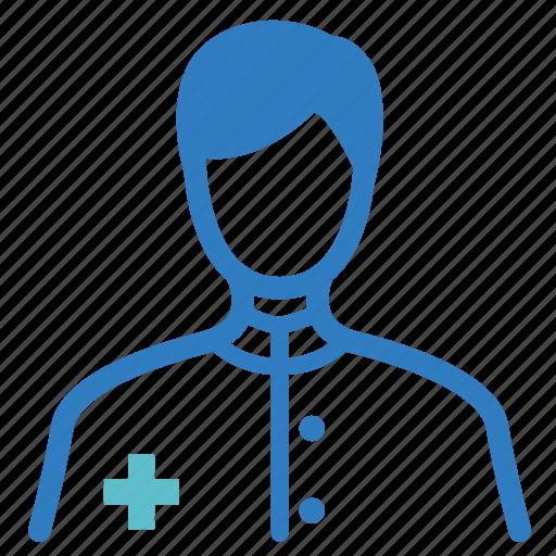 healthcare, medical, medical help, medical occupation, nurse, pharmacist, physiotherapist icon