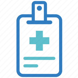 id, id card, medical badge, medical card, medical staff, staff, user icon