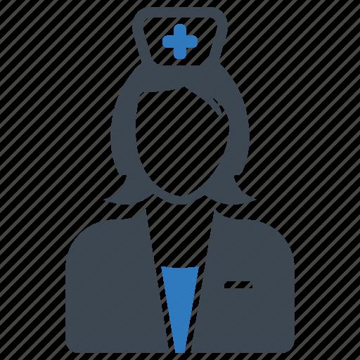Healthcare, nurse icon - Download on Iconfinder