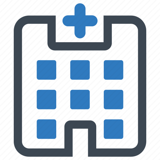 healthcare, hospital, medical icon