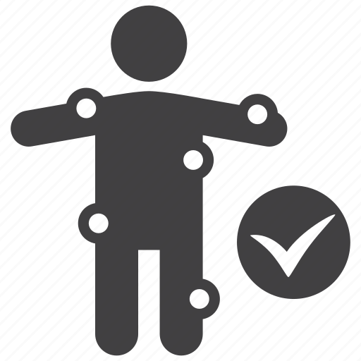 checker, health, patient, symptom icon